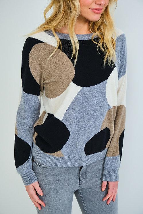 Edinburgh Ameoba sweater