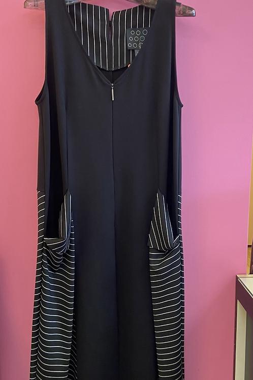NY 77 zip front dress