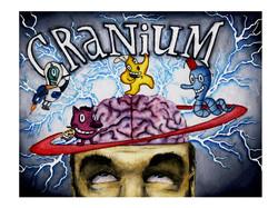 Cranium Game Box