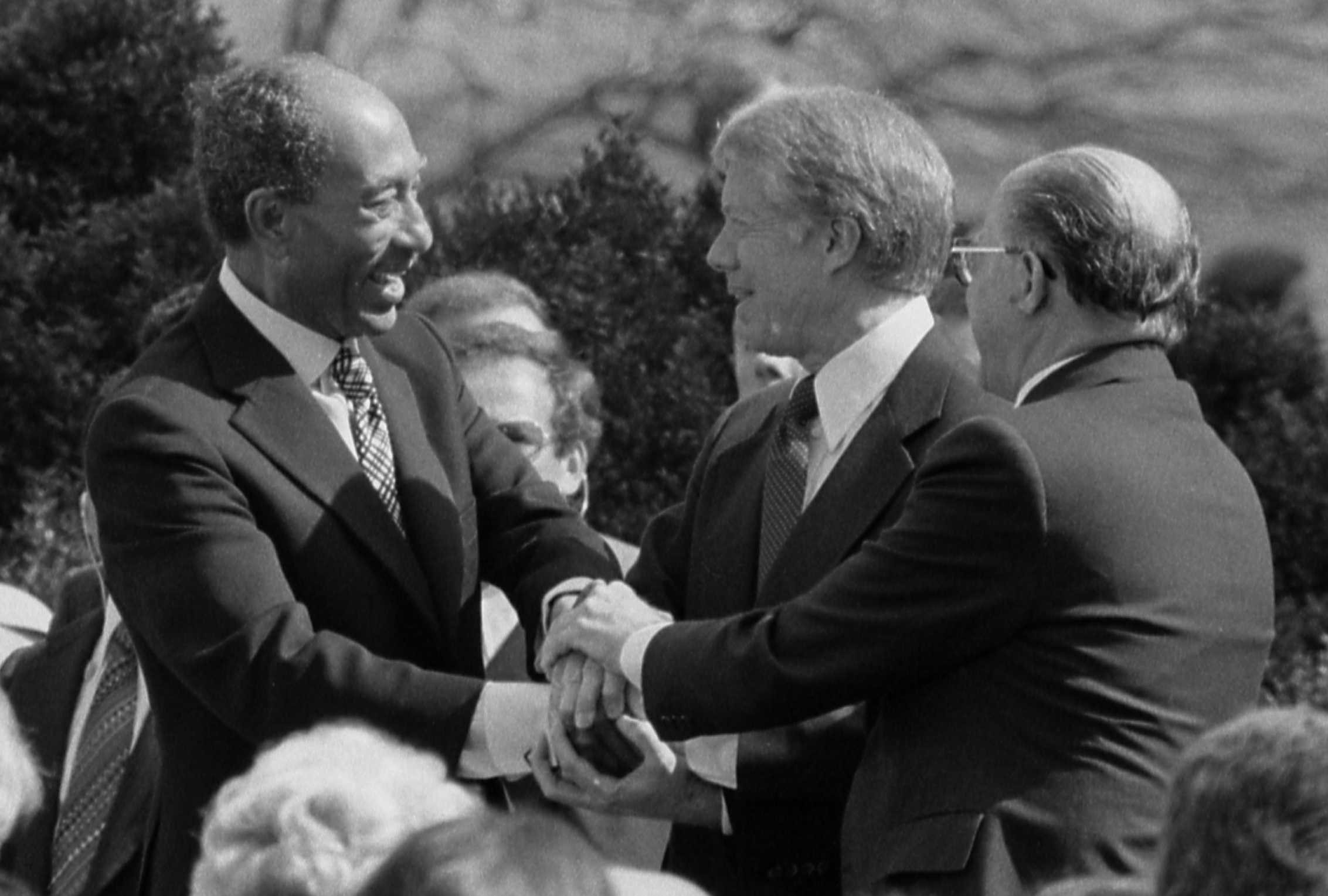 Sadat_Carter_Begin_handshake_(cropped)_-