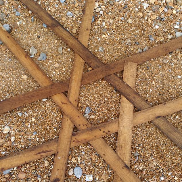 hex weave start oak