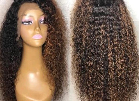 habiba's beauty kinky curls