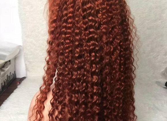 Kinky curls wig