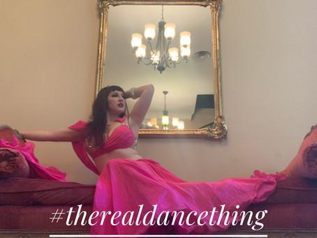 #Therealdancething