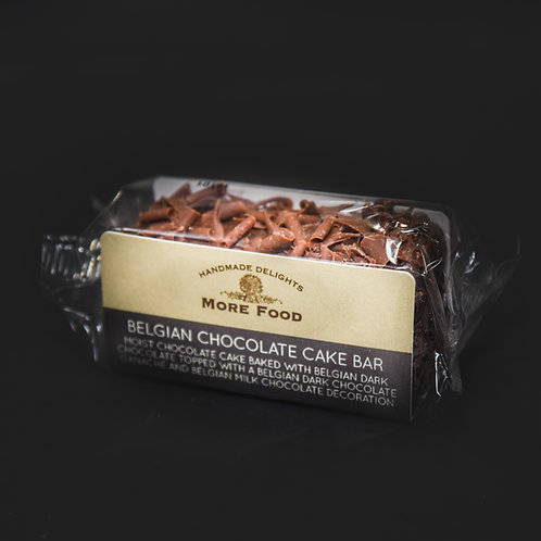 BELGIAN CHOCOLATE CAKE BAR