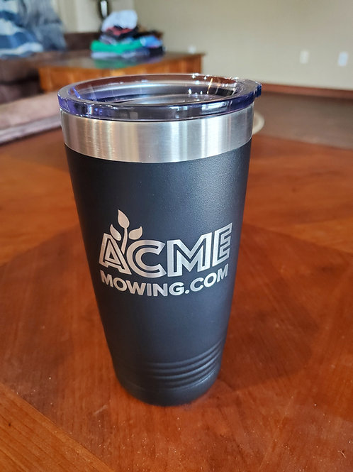 ACME Black 20 oz. Tumbler