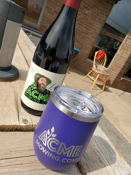 Purple ACME Wine Cup