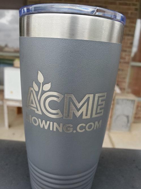 ACME Grey 20 oz. Tumbler