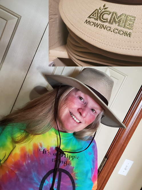 ACME Mowing Hat Small/Medium