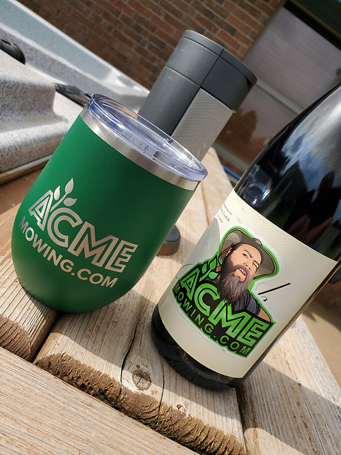 Green ACME Wine cup