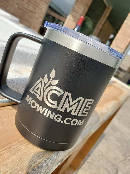 Black ACME Coffee Mug