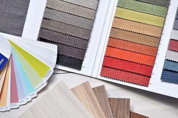 fabrics - meshs - samples - production