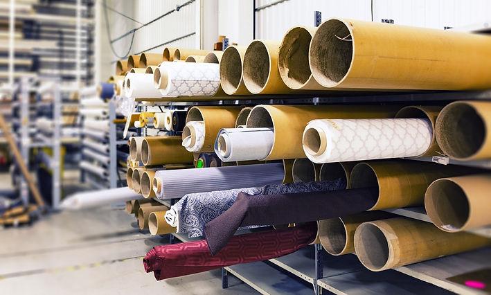 fabrics & meshs production - shop