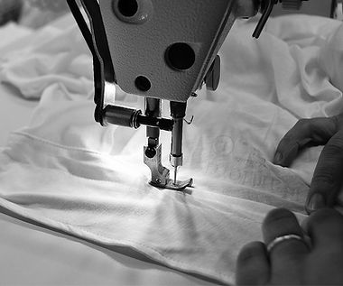 production textile - customized services