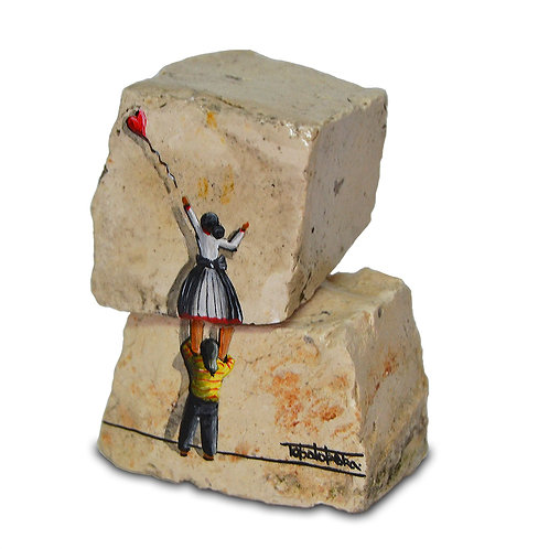 Puzzle Stone - Valentine