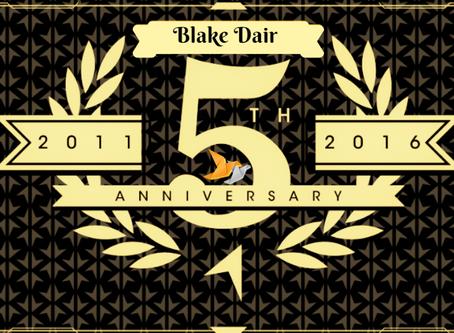 Blake Dair's 5th Birthday!!
