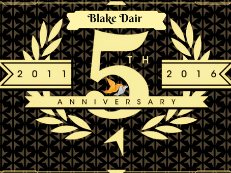 Blake Dair's 5th Birthday!!