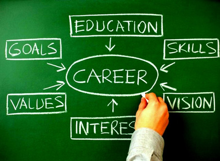 What is the career advice that people usually learn too late in life?