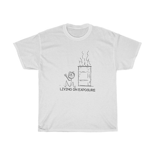 Living on Exposure - T-Shirt