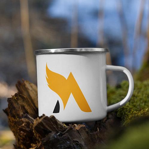 XMD Academy A - Enamel Mug