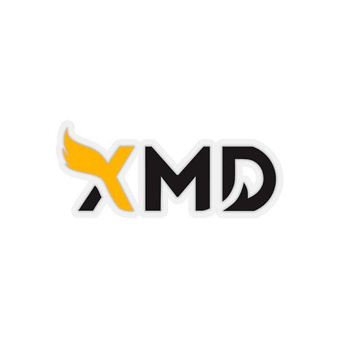 XMD Kiss-Cut Stickers