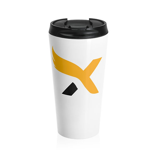 XMD X - Stainless Steel Travel Mug