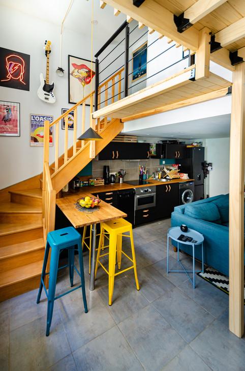 Appartement à mettre en location, Lyon XIème. 2020 (Commande)