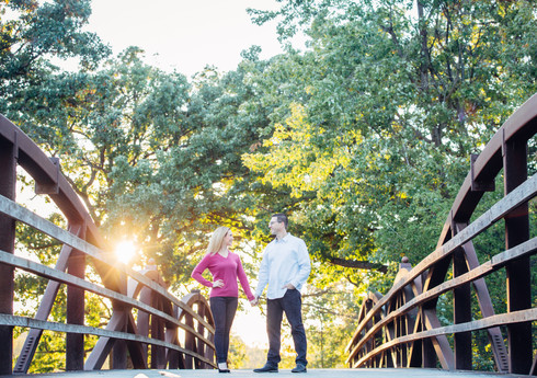Heather and Steve - Engagement
