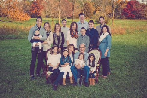 Extended Family Fall Session