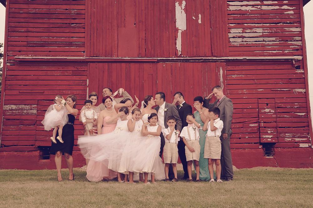 Wedding - Group Shot