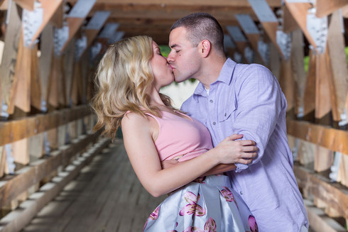 Morgan & Anthony - Engagement Session