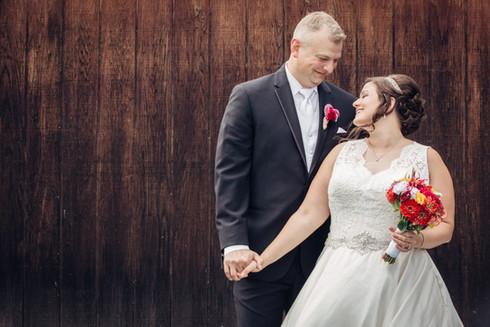 Jennifer and Josh - wedding