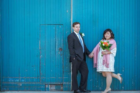 Sae and Derek - Engagement