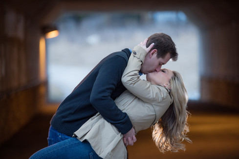 Tina and Nick - Engagement Session