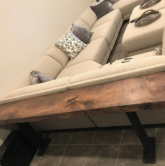 Ash Sofa Table