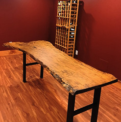Canadian Maple Dining Table