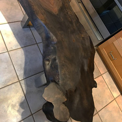 Weeping Willow Coffee Table