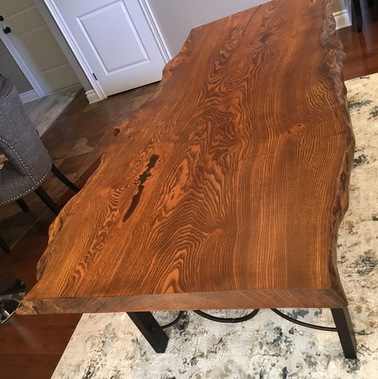 Honey Locust Dining Table