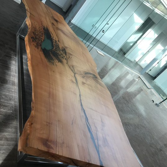 Weeping Willow Dining Table