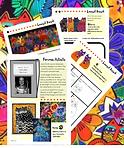 Laurel Burch art activities for kids_edi