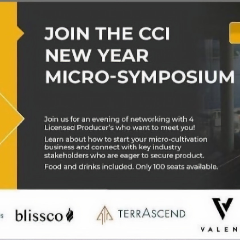 new year micro-symposium (a cannabis compliance inc. event)