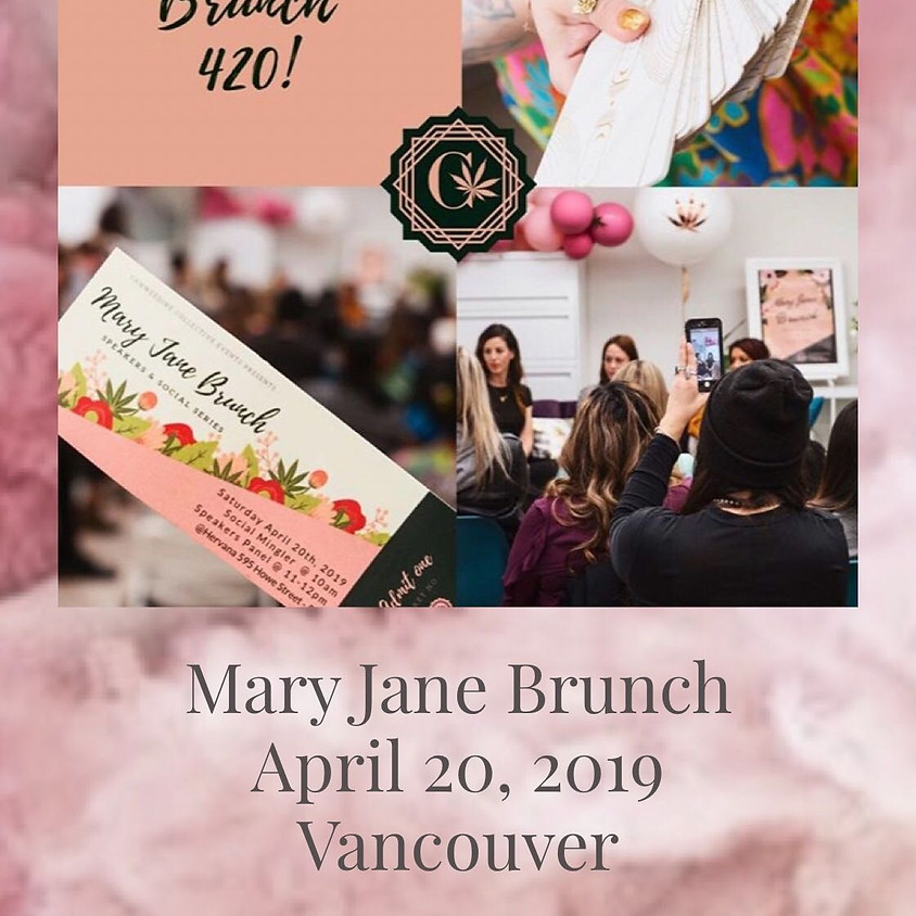 mary jane brunch :: 4/20
