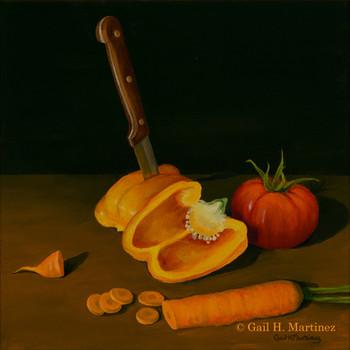 Fruitarian Nightmare