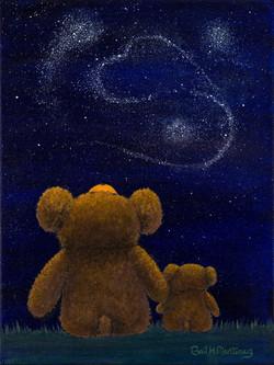 Stargazing - Acrylic