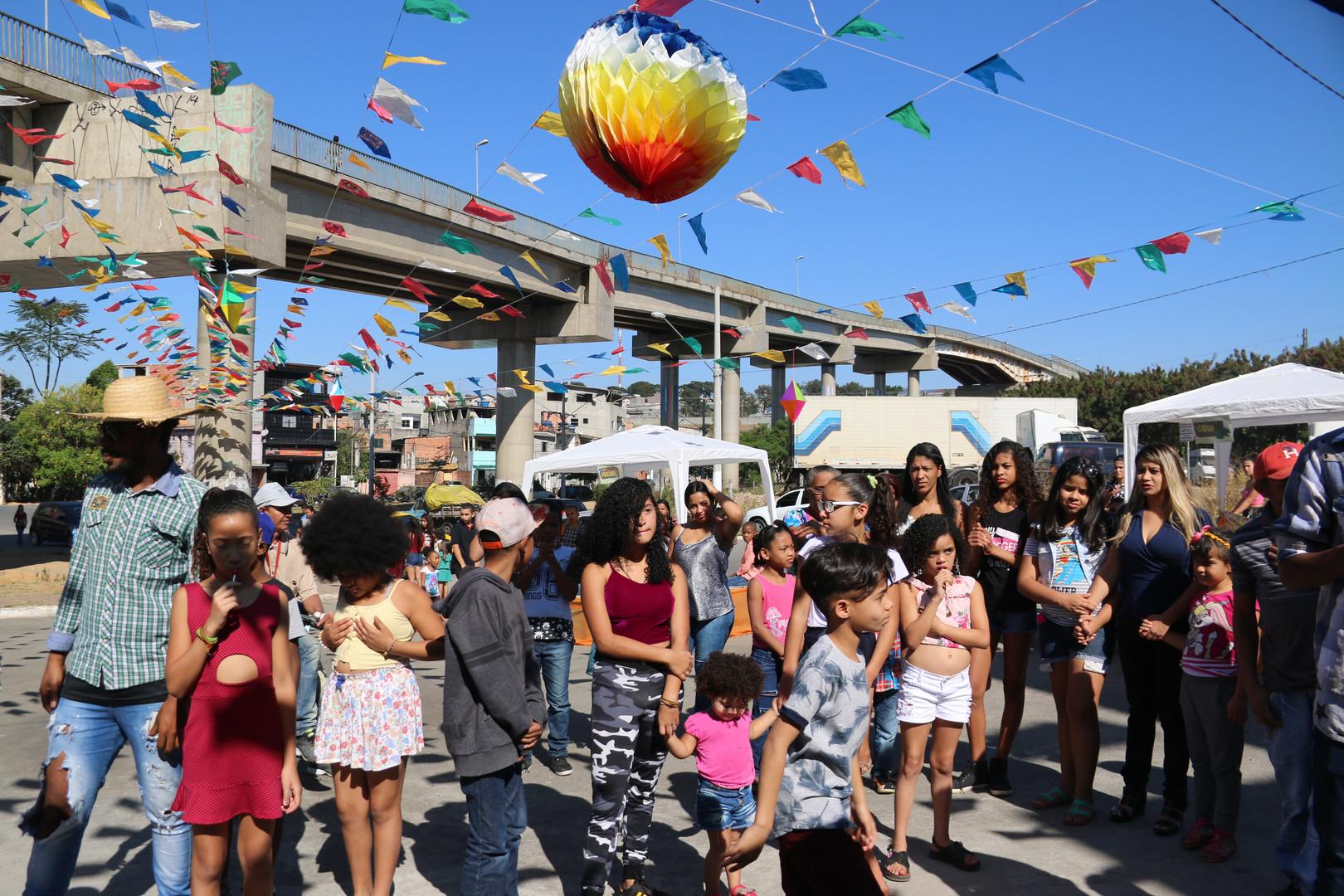 Festa Julina e Inauguração do Novo Espaço do CCA