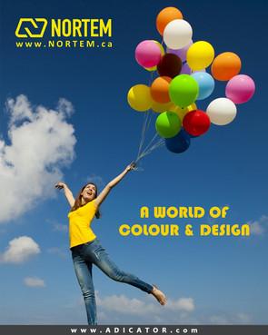 A World Of Colour & Design