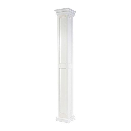 Fiberglass Column | Recessed