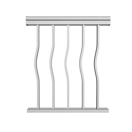 Aluminum Picket Railing | RCD3