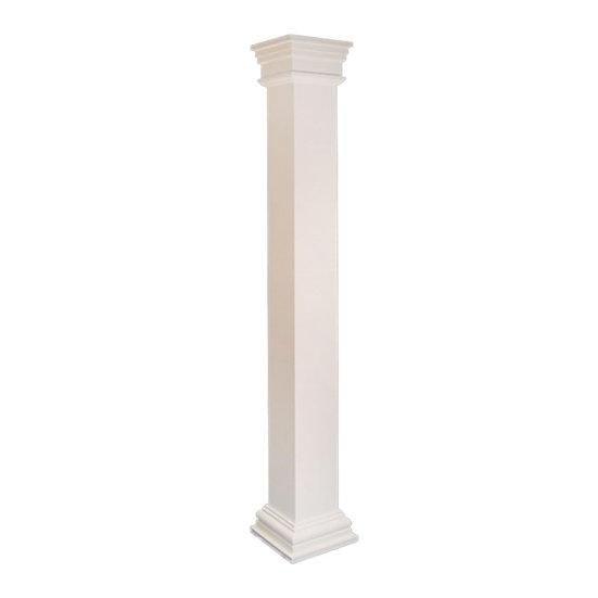 Fiberglass Column | Square