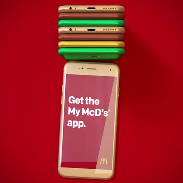 McD's At Your Service!
